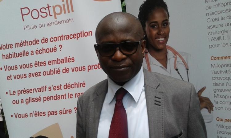 Dr Henri Essome